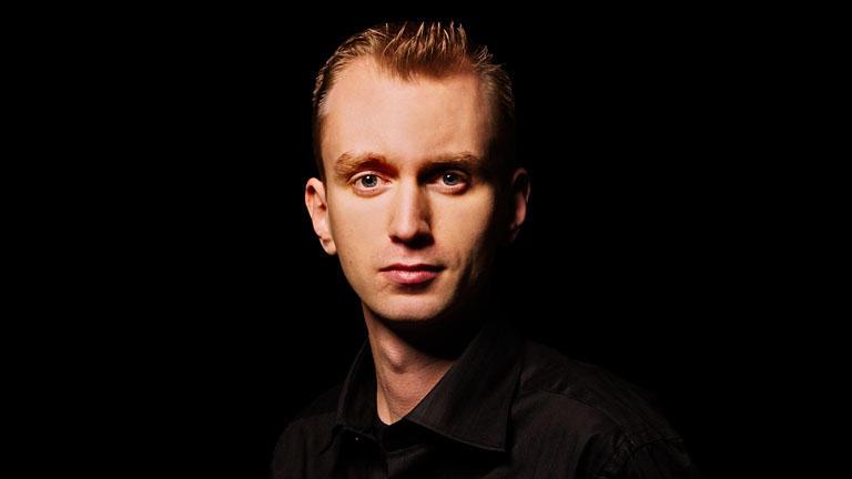 Pascal Bernhard Portrait