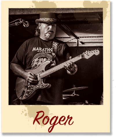 Roger Zwiker Portrait
